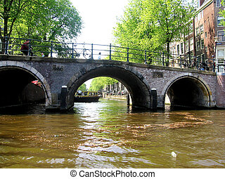 Bridges of Amsterdam