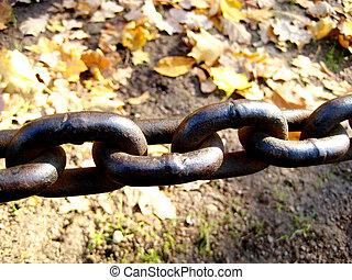 Chain pig-iron