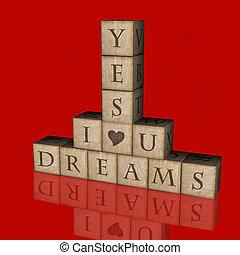 I love dreams.