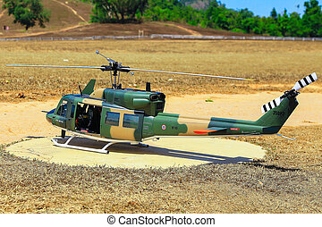 Scale RC Helicopters