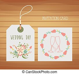 Love design for your wedding day
