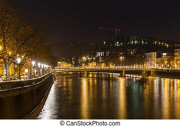 Verona by night - Italy
