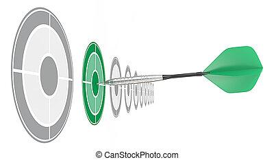 Green Dart.