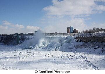 Niagara (American Falls & Gorge) - Niagara Gorge, American...