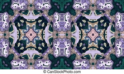 Kaleidoscopic seamless - Kaleidoscopic generated seamless...