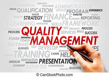 Quality Management Clip Art
