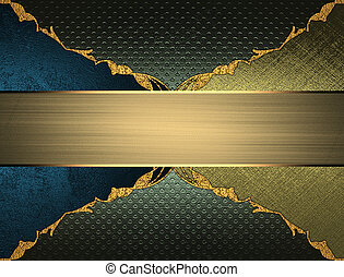 Abstract background for an inscription. Template for the...