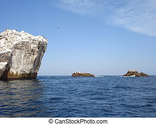 Beautiful mexican seascape - A beautiful mexican seascape...