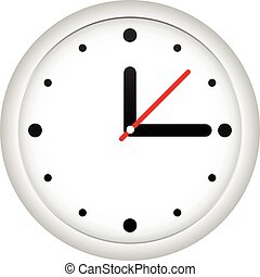 Clock, wall clock, clock face icon - Clock, wall clock,...