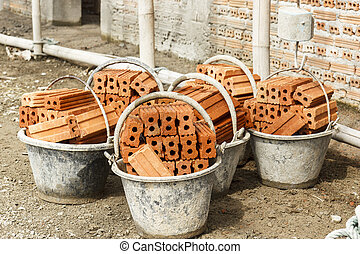 Brick - A brick for construction job