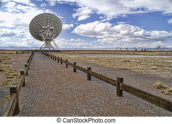 Picture of Radio Telescope