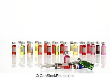 Vials - vials