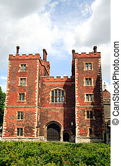 Morton's Tower Lambeth Palace - Morton's Tower built in 1495...