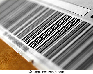 Barcode - Bar code (barcode) used on product labels
