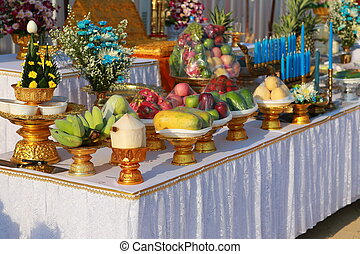 altar table - Set of altar table