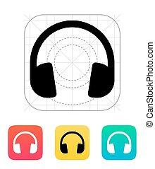Dj Headphones icon.