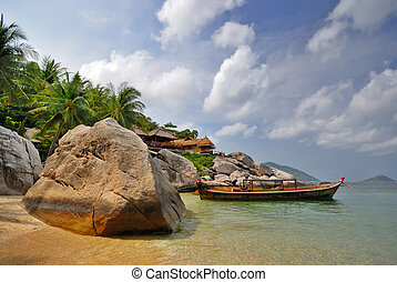 Exotic Vacation - Exotic Seaside Beach Vacation Destination