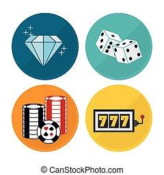Casino design.