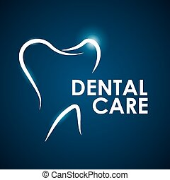 dental, design, vector, illustration.,