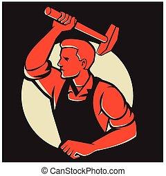 worker-hammer-strike-side