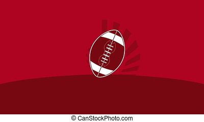 Football Video animation - Football background, Video...