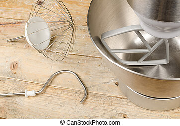 Food processor with accessories - Food processor with...
