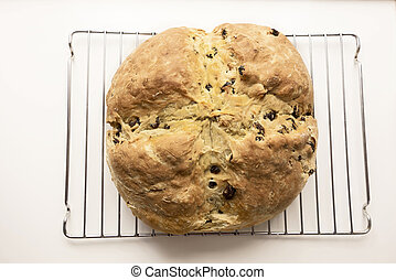 Irish Soda Bread - A loaf of homemade Irish Soda Bread...