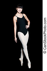 bailarina, femininas