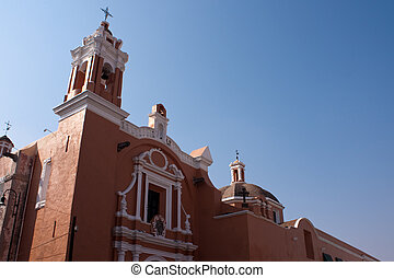 puebla church