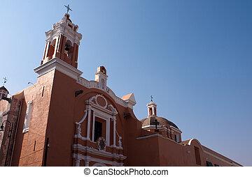 puebla church