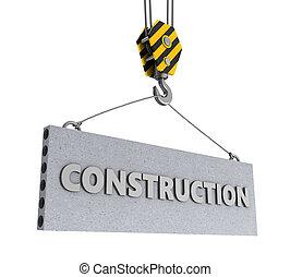 鉤, 建設, 簽署