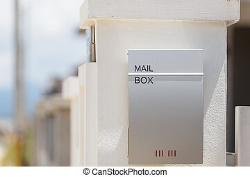 mail box for letter