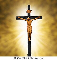 crucificação,