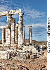 poseidon\'s, Templo