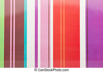 striped background with vivid colors
