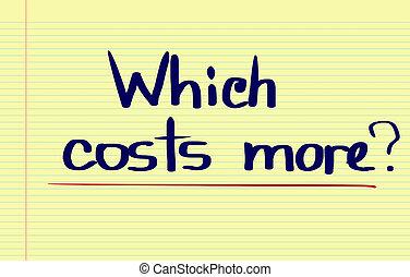 cuál, costes, más, concepto,