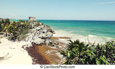 Mayan Ruins - Temple Overlooking - This was the place to be...