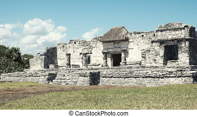 Mayan Ruins - Conference Area - A great shot of a conference...