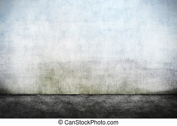 Abstract empty dirty wall