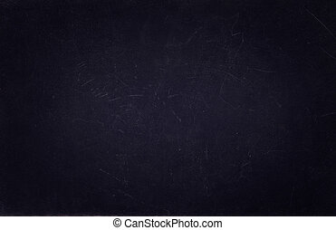 Vintage blackboard  background texture. Blank Chalk board with c