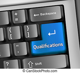 Keyboard Illustration Qualifications
