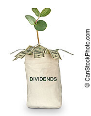 bag of dividends