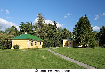 """Museum of Pushkin """"Boldino"""". Russia - Reserve Museum of..."""