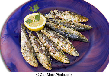 Cokked, sardinhas