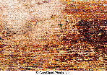 worn-out wooden surface - detailed texture of a worn-out...