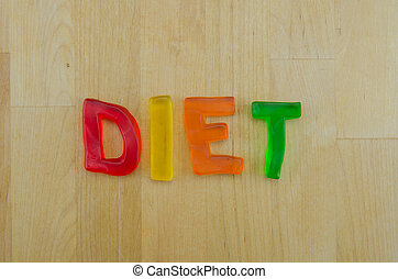 gomoso, palavras, dieta,