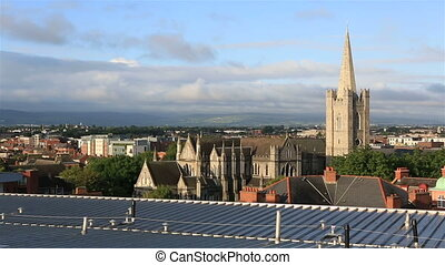 Saint Patrick's Cathedral in Dublin - National Cathedral and...