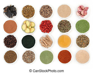 Superfood - Immune boosting super food selection in...