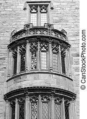Davenport College facade