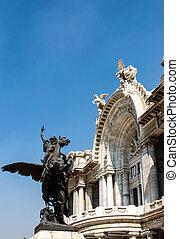 Bellas Artes  Sculptures